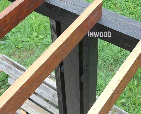 stropilnaya sistema balkona foto