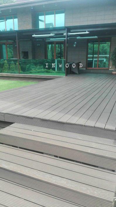 zhdanovichi terrasa s verandoy foto